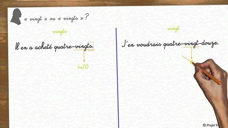 Orthographe : explication proposée par le Projet Voltaire, n° 1 de la remise à niveau en orthographe (http://www.projet-voltaire.fr) et de la certification (...