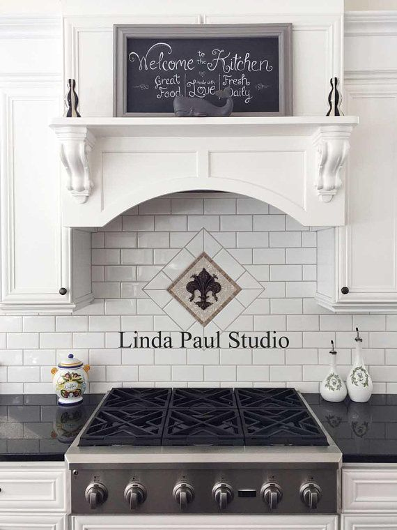Download Wallpaper What Is The Best Type Of Tile For A Kitchen Backsplash