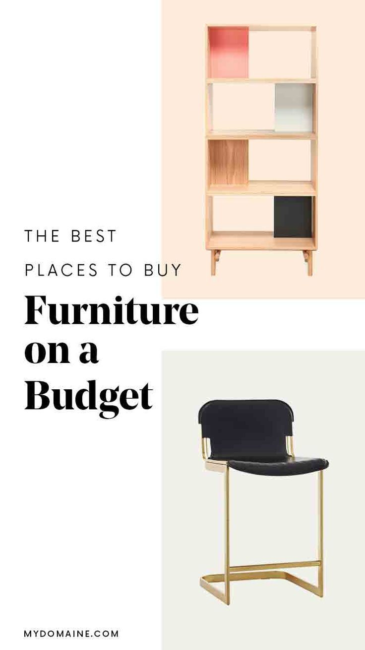 These Are Hands Down The 33 Best Places To Buy Furniture In 2019