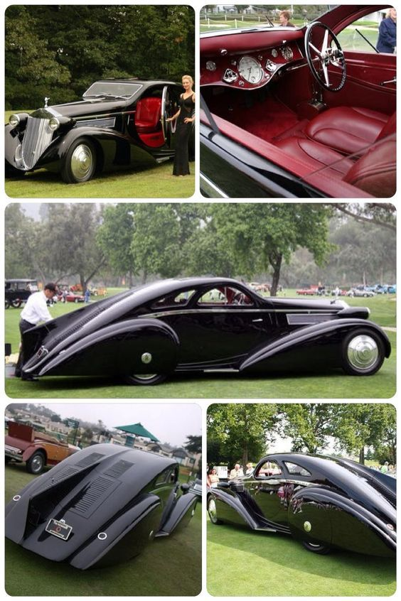Automobiles inspired by  Art Deco                                                                                                                                                                                 More