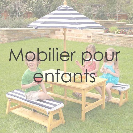 mobilier pour enfants mobilier jardin