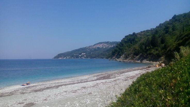 Armenopetra beach