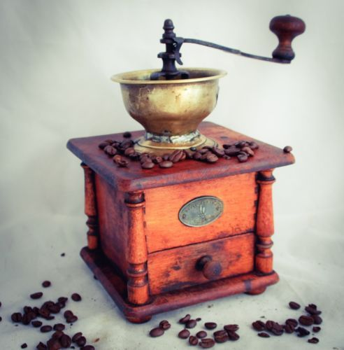 Antique MUTZIG FRAMONT Coffee Grinder MILL Moulin Cafe Molinillo Kaffeemuehle