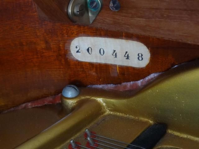 piano crapaud Pleyel, numéro 200448