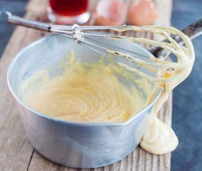 Tuisgemaakte mayonnaise is bobaas.
