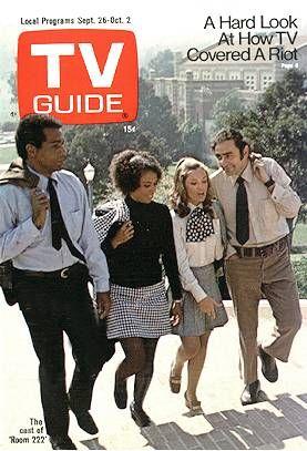 Room 222, starring Lloyd Haynes, Denise Nicholas, Karen Valentine and Michael Constantine, 1969-1974.