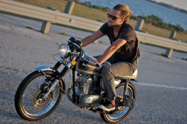 honda cb125 cafe racer matte style can 39 t wait to be able. Black Bedroom Furniture Sets. Home Design Ideas