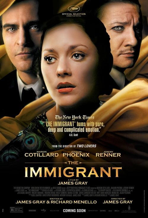 The Immigrant, Movie Poster