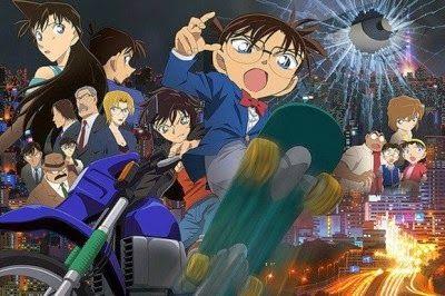 Detective Conan Movie 18 – Ijigen no Sniper Subtitle Indonesia - DrakSoft3