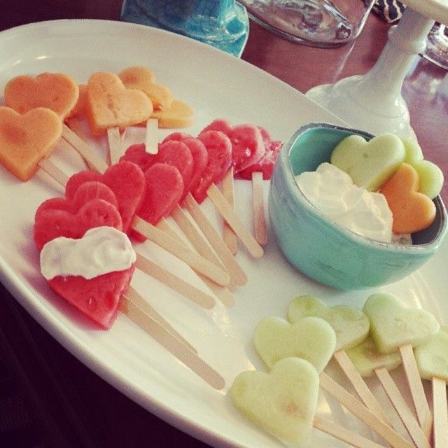 valentines day food ideas for a party - 640×640