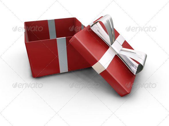 Gift box  #GraphicRiver         3D render of an open gift box     Created: 20May11 GraphicsFilesIncluded: JPGImage Tags: 3d #birthday #celebrate #celebration #christmas #gift #holiday #isolated #object #present #render #ribbon #surprise #wrap #wrapped
