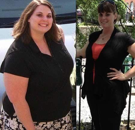 La vincitrice di molti festival musicali, Nina, ha perso 35 chili!*