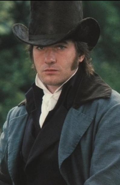 Pride & Prejudice, Mr. Darcy