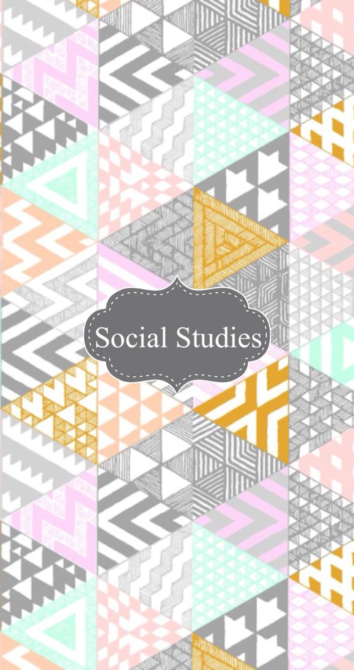 social studies binder cover