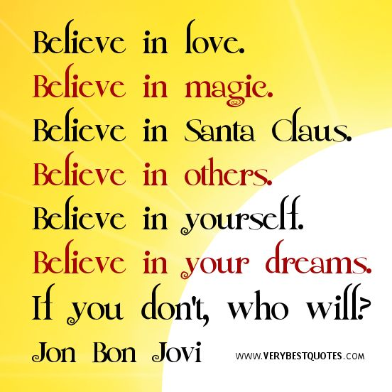 Believe In Yourself Quotes: Believe In Yourself Short Quotes