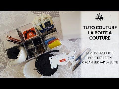 Cree Ta Boite De Couture Boite A Couture Travaux De Peinture Pose Parquet Flottant