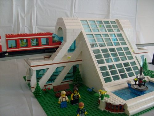 338 besten lego ideas city bilder auf pinterest lego for Lego modernes haus
