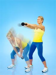 8 Fat-Burning Kettle Bell Moves (and why do Kettle Bell?) #kettlebell