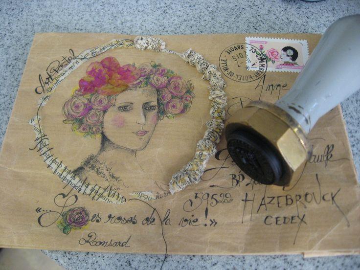 141 best l 39 art postal que j 39 envoie images on pinterest - Bureau de poste chambery ...