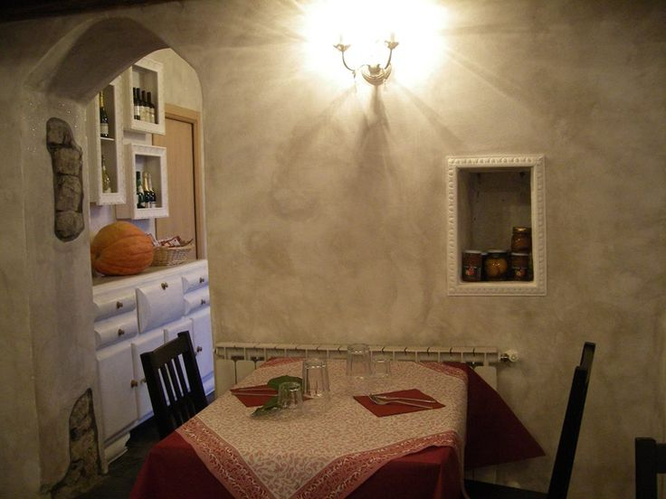 La sala ristorante!