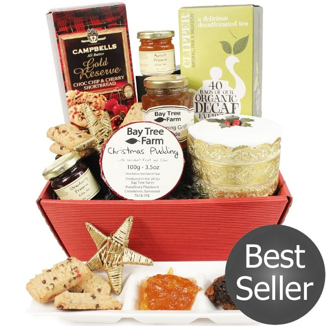 Our Heartfelt Christmas Hamper is packed to order with carefully selected foods for the festive season.