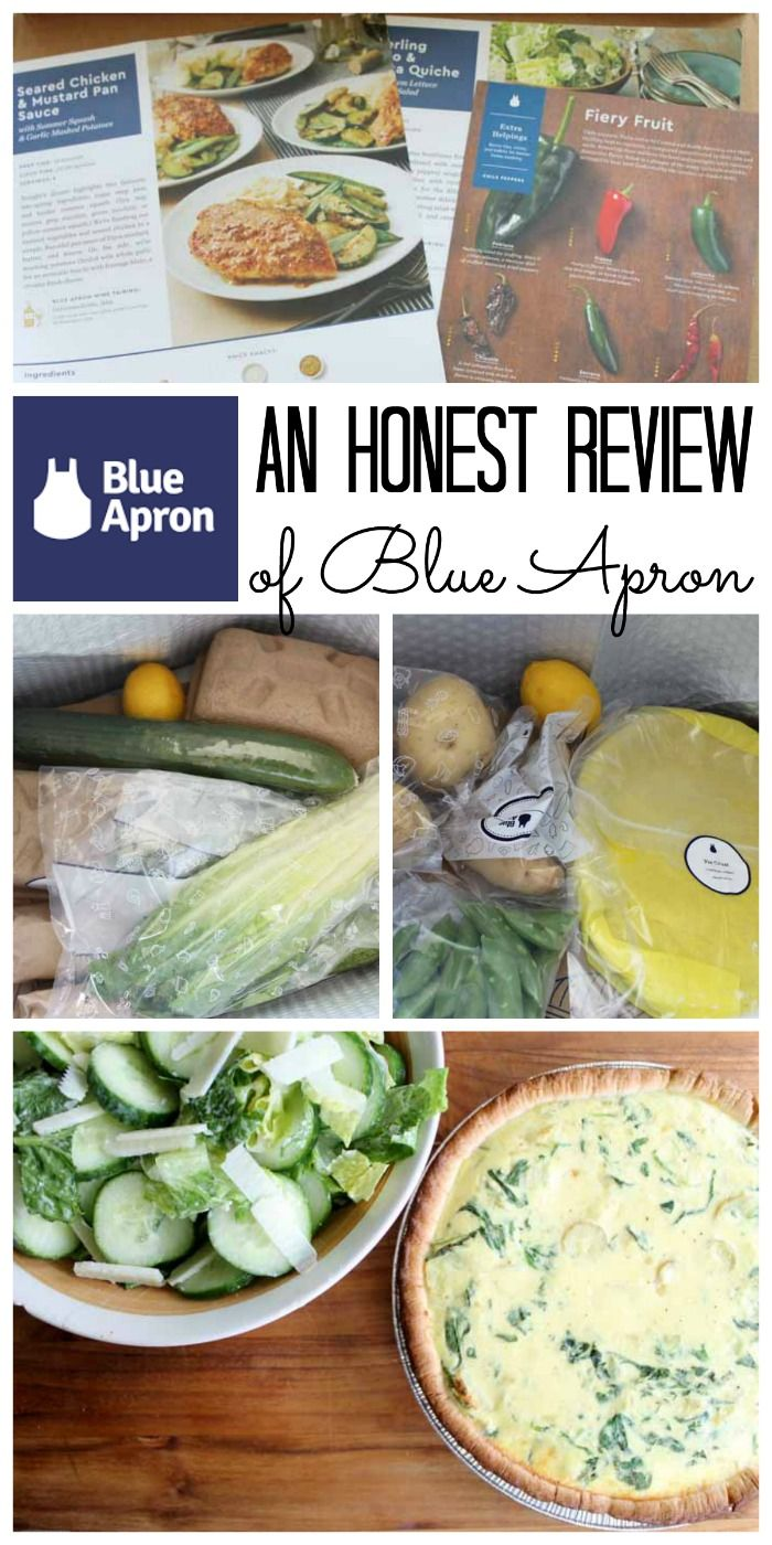 Blue apron wine review