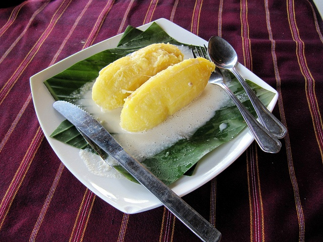 Myanmar food banana pudding forumfinder