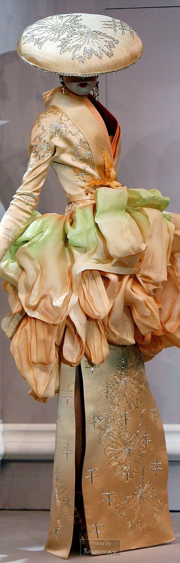 John Galliano For Christian Dior Spring/Summer 2007 jαɢlαdy