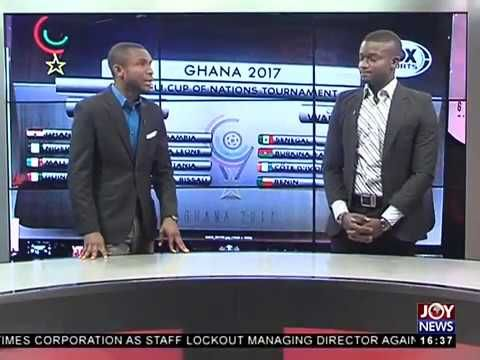 2017 WAFU Cup of Nations - The Pulse Sports on Joy News (19-9-17)