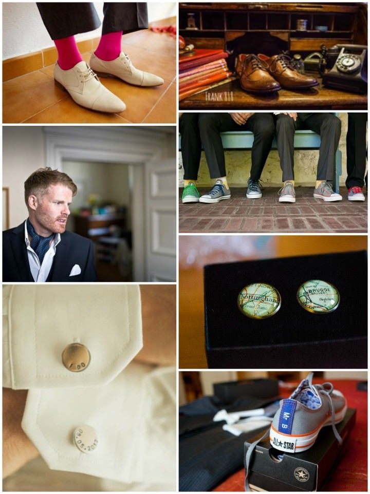 Bridal Style – How to Dress Your Groom and Groomsmen