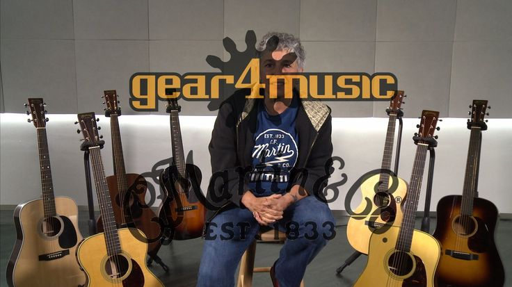Martin Guitars with Diane Ponzio