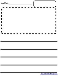 kindergarten writer s workshop paper