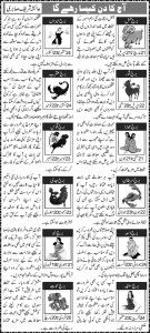 Yearly Horoscope In Urdu online guide - سالانہ کنڈلی میں اردو آن لائن گائیڈ  CLICK HERE - http://www.horoscopeyearly.com/yearly-horoscope-in-urdu/