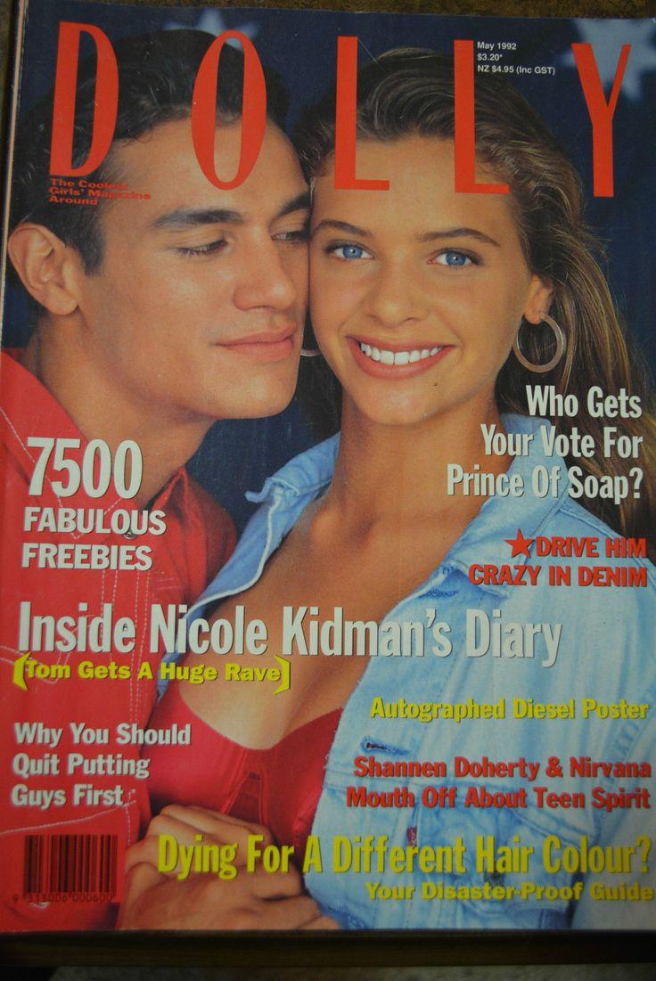 Dolly May 1992 | Natasha & Greg Syaranamuel