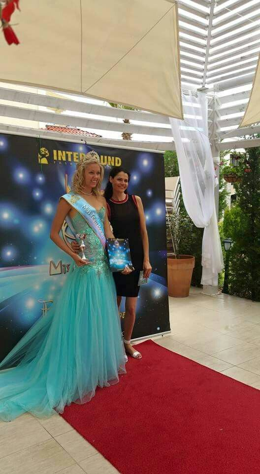 Tharine Grobler Miss Teen Planet 2015