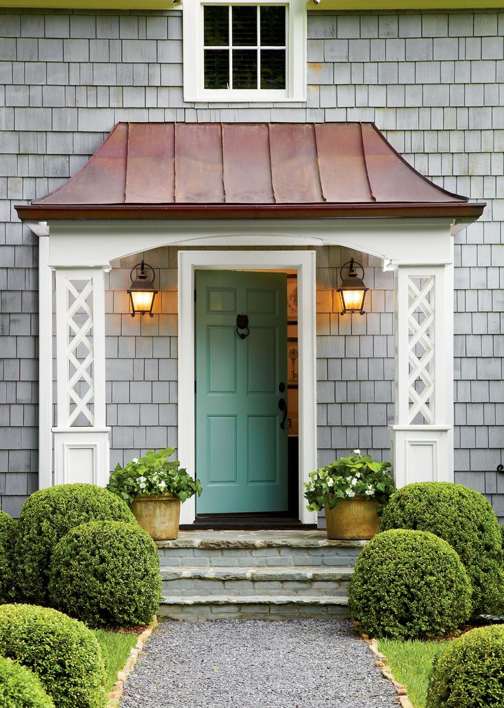 What's the Best Color for Your Front Door?