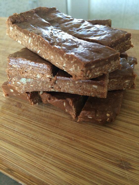 Peanut Butter Fudge Bars