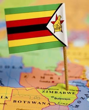 Zimbabwe  Under whites, Zim wasn't dirty, minister says as cholera hits Harare.   (iStock)