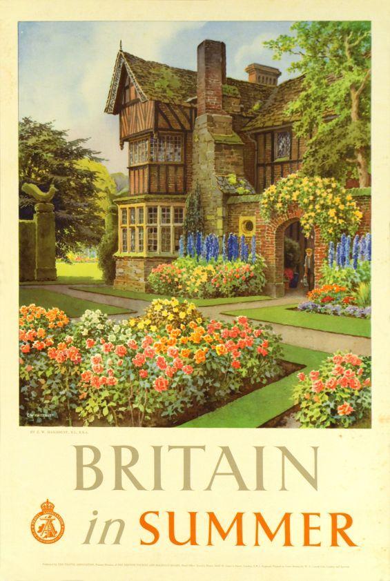Britain in Summer...in my dreams!