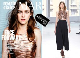 67 best Kristen Stewart- Marie Claire Cover Girl images on ...