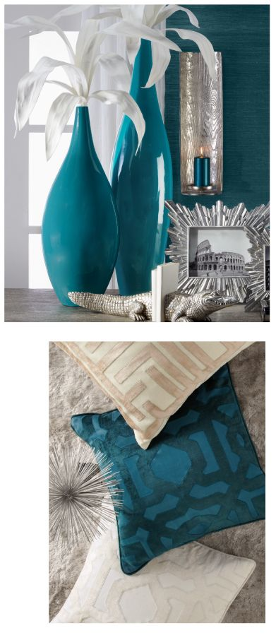 Shop The Color Guide Teal Decor