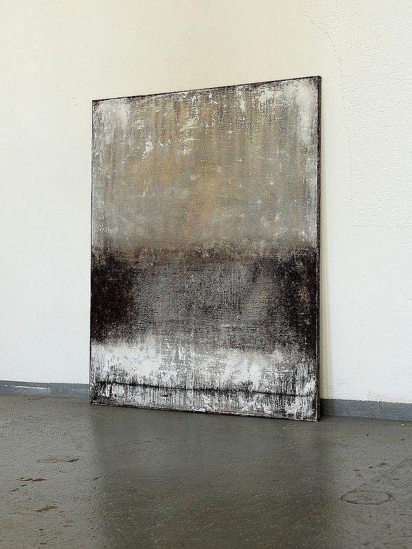 Bild_1588_scar_110_90_2_cm_mixed_media_on_canvas_2015_studio_view | by ART_HETART