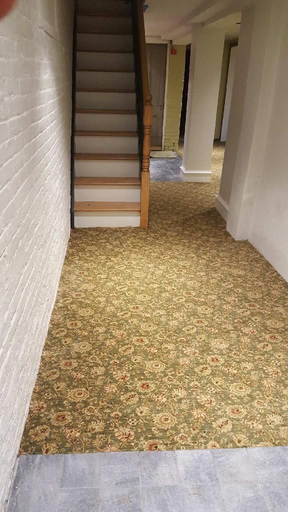 Awesome Install Carpet In Basement