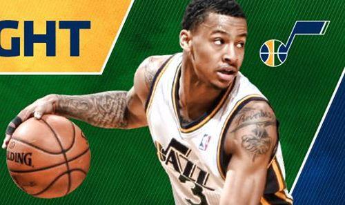 Trey Burke - Utah Jazz