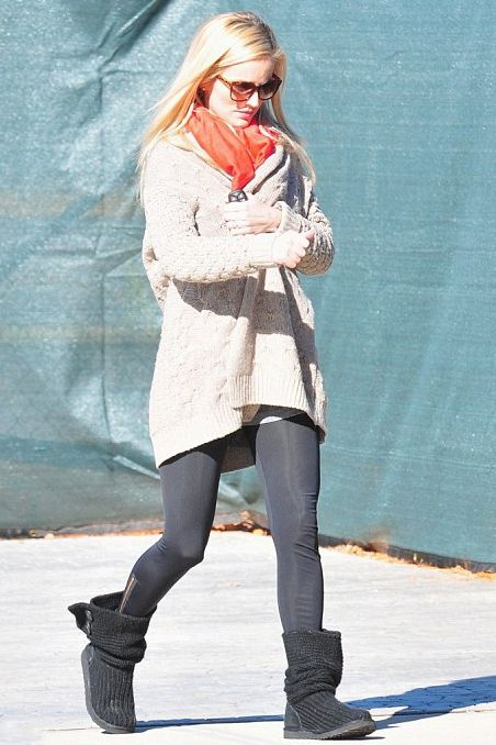 Emily Maynard Clothes And Outfits Winter Style Ugg