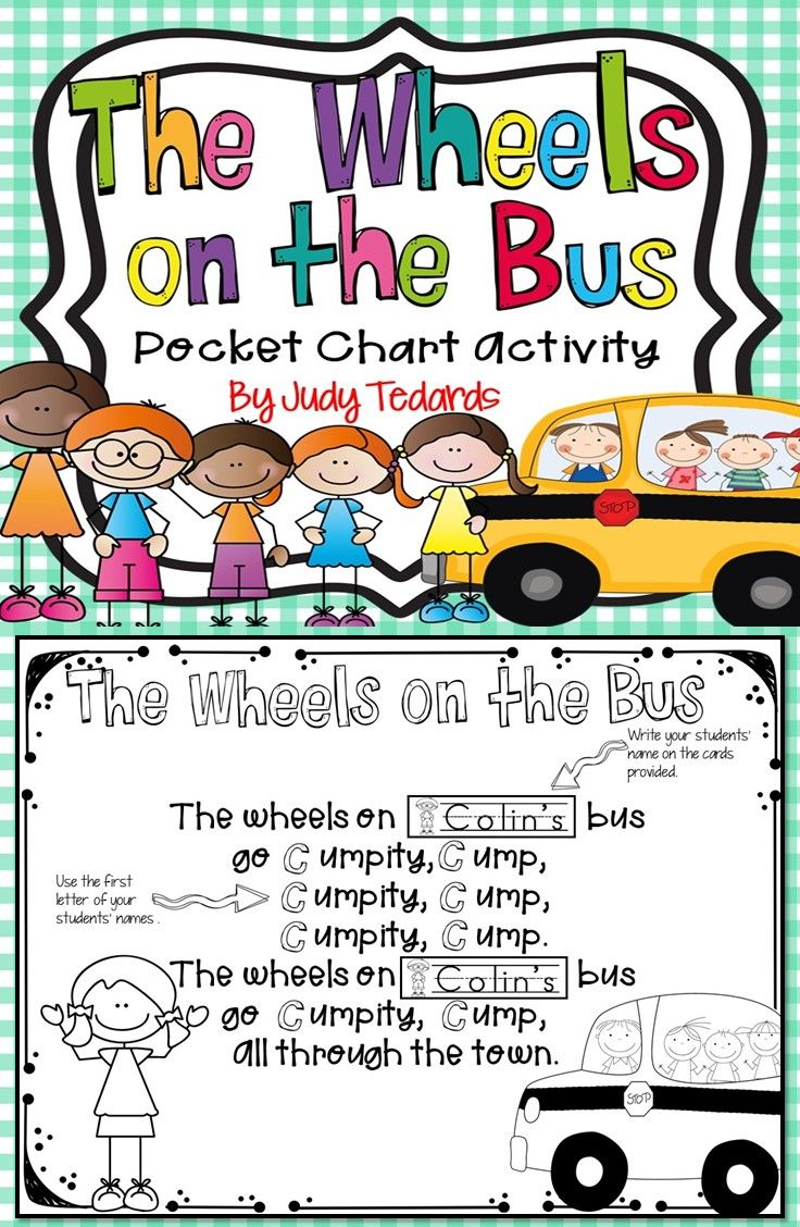 This pocket chart activity will be great when teaching phonemic awareness with your class. Everything you need is here. Just copy, cut and place in your pocket chart. The direction page shows you how to put it in your pocket chart. There are name cards for you to write your students' names on...sorry they aren't editable.