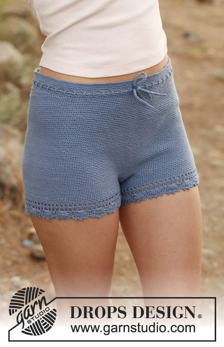 10+ Gorgeous Crochet Shorts Patterns in Ravishing and Stylish Ways -