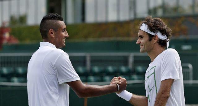 ☆KAB SPORT: 🎾 ATP Miami 📝Nick Kyrgios-Roger Federer, à qui l...