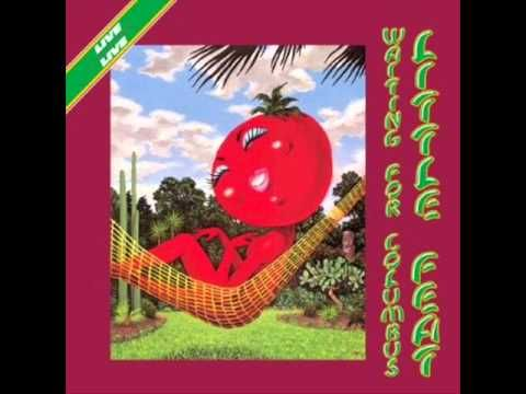 """Little Feat - """"Spanish Moon"""" from the """"Waiting for Columbus"""" album"""