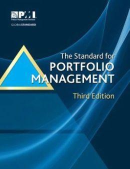 The Standard for portfolio management / Project Management Institute